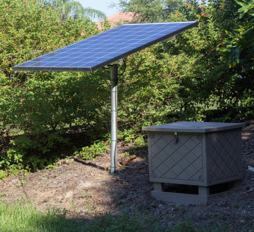 Acadian Aquatic Systems Solar Aeration Systems For Pond
